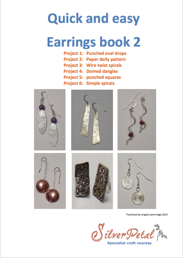 Quick and easy earrings course 2
