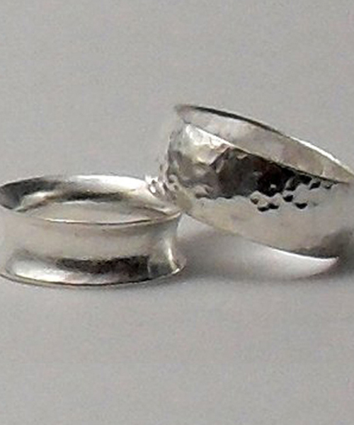 make a silver ring in a day