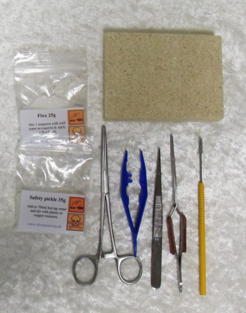 Soldering Consumables Kit