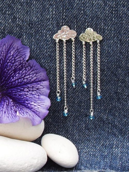 Cloud Burst Earrings